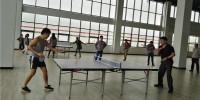 万仁汽车集团举办首届乒乓球比赛