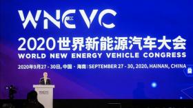 阶段性下滑!中国新能源汽车市场仍被看好