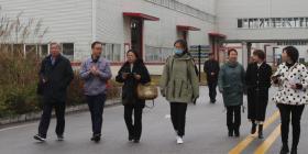 《中国人才》杂志社调研组到万仁汽车调研人才工作