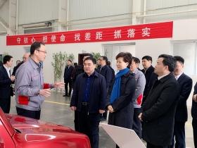 贵州省委书记谌贻琴在万仁汽车集团考察